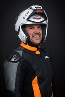 Chef-Instruktor Christian Roupec
